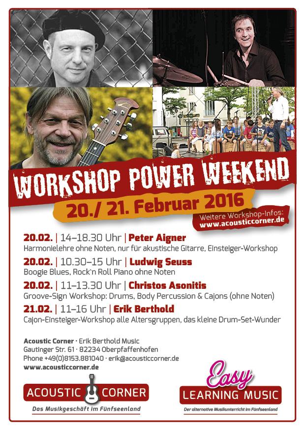 workshopweekend